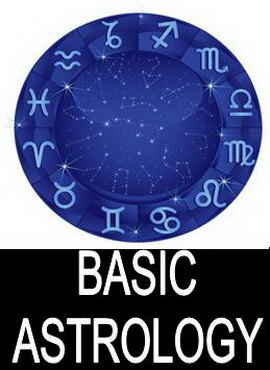BASIC ASTROLOGY by Lawrence Benson