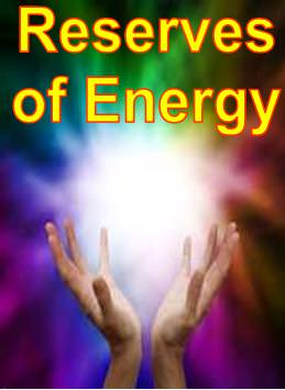 Reserves of Energy